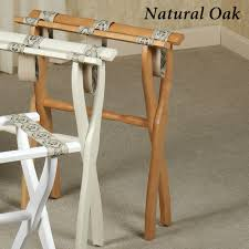 White Bedroom Luggage Rack With Shelf Petite Floral Luggage Rack