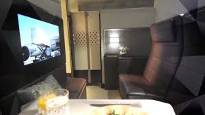 ultimate upgrade 3 room suite on a plane video business news