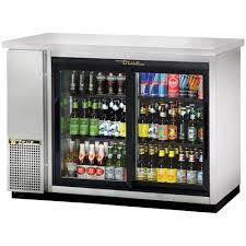 beverage cooler with glass door back bar cooler back bar refrigerator glass door bar fridge