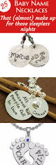 Mothers Necklace With Initials 118 Best Mothers Necklace With Kids Names Images On Pinterest