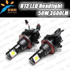 cree kit 9008 h13 high low beam led headlight bulb 5000k cree