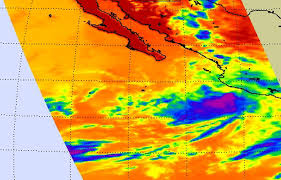 nasa hurricane season 2009 andres eastern pacific