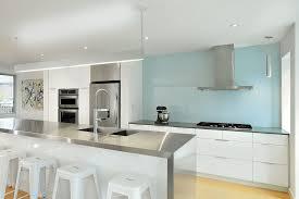 kitchen backsplash toronto toronto blue glass backsplash kitchen contemporary with high gloss