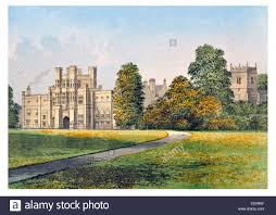 coughton court english tudor country house warwickshire grade i