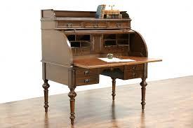 Corner Roll Top Desk Furniture Used Roll Top Desk Craigslist Awesome Puter Desks Puter