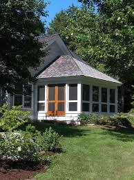 richmond four season porch craftsman with hardwood flooring wooden