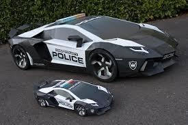 police lamborghini lamborghini aventador a e2 ultimate papercraft supercar
