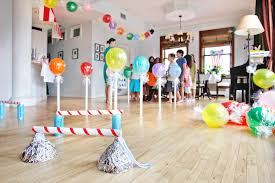 birthday party ideas obstacle course image inspiration of cake