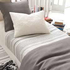 district17 gradation linen duvet cover duvet covers u0026 comforters
