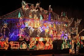 Christma Lights Receives 284 Billion Electric Bill How Much Do