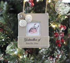 godparent godmother godfather gift ornament