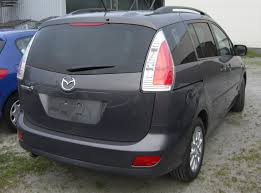mazda 5 file mazda 5 facelift rear jpg wikimedia commons