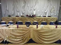 Chair Covers By Sylwia Chicago Table Linens For Rental In Royal Gold In The Bichon Crush