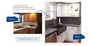 Lowes Kitchen Design Center Lowe S Custom Kitchen Design Remodel Services