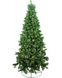 special 6 pre lit pine artificial wall tree