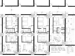 Apartment Building Blueprints by 1 Bedroom Flat House Plan Fujizaki