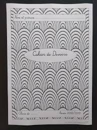 Pages de garde à colorier 20182019  Les fourmis créatives