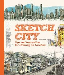 book review sketch city tips and inspiration for drawing on