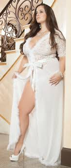plus size gowns plus size robes plus size nightgowns