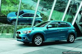 mitsubishi crossover models mitsubishi rvr asx crossover mega gallery with 65 photos