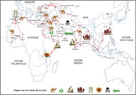 Map Of Europe Asia And Africa by Ibn Battuta Travels In Asia And Africa 1325 1354 Metafilter