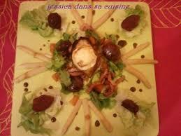 cuisine landaise salade landaise a ma façon dans sa cuisine
