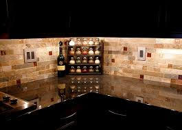 Backsplash And Countertop Combinations Kitchen Backsplash Tile - Tuscan style backsplash
