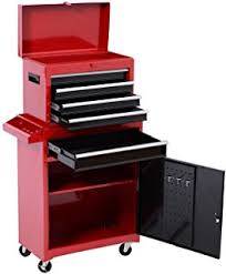 Rolling Tool Cabinet Sale Amazon Com Excel Tb2201x Black 22 Inch Steel Chest Roller Cabinet