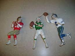 hallmark football ornaments lot of 3 ebay