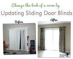 Glass Door Curtains Sliding Glass Doors Curtain Ideas Best Patio Door Curtains Ideas