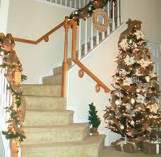 christmas decorating ideas banister christmas decorations gorgeous banister decorating ideas
