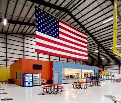 Mva Flags Michigan Sports Academies Grand Rapids Mi
