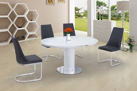 dining tables modern glass dining table round glass top dining