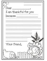 best 25 thanksgiving letter ideas on kindergarten