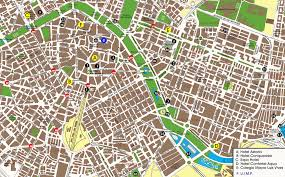 Map Of Spain Cities by Valencia Map