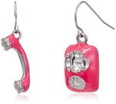 claires earrings buy s drop earrings for women pink 70935 2 03 52 online