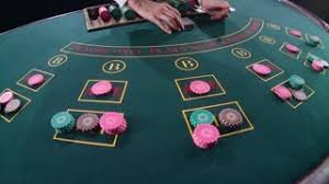 cards on the table casino hands croupier shuffle cards on the table poker game slow