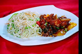 hakka cuisine recipes in hoisin sauce with hakka noodles cuisine non