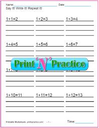 50 addition worksheets for kindergarten first and 2nd grade