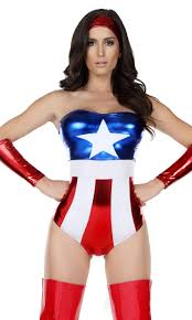 halloween costumes captain america forplay captivating champion hero costume by forplay