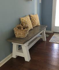 Diy Wood Desk Plans by Beach Bench Do It Yourself Home Projects From Ana White Entry