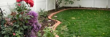 garden flower bed edging ideas landscaping gardening ideas