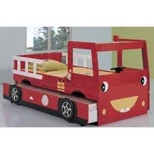 Fire Truck Bunk Bed China Baby Bed In Fire Truck Design Measures 200 X 98 X 108cm