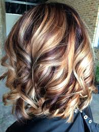 short brown hair with light blonde highlights brown hair color with highlights short brown hair with blonde