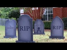 ryobi nation presents diy halloween gravestones by the house of