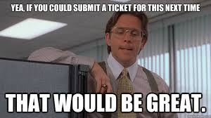 yea if you could submit a ticket for this next time that would be