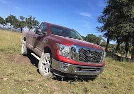 nissan truck 2017 how does 2017 nissan titan single cab base truck compare on