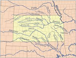Kansas rivers images List of rivers of kansas wikipedia png