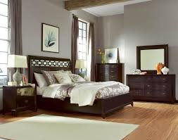 King Bedroom Furniture  All About Home Ideas  Best King - Dark wood furniture