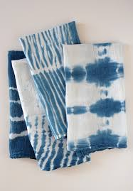 and loisdiy indigo dye series shibori dish towels